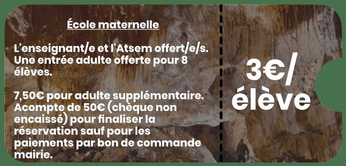 École maternelle Grottes de Thouzon